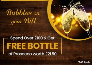 Bubbles on your bill - Roshni's